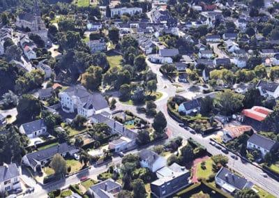 Centre bourg — La Chapelle sur Erdre