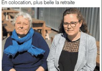 A lire : l'interview d'Aéla et d'Enora, psychologue et future colocataire LOKI ORA ce mardi 14 mai dans Ouest France !