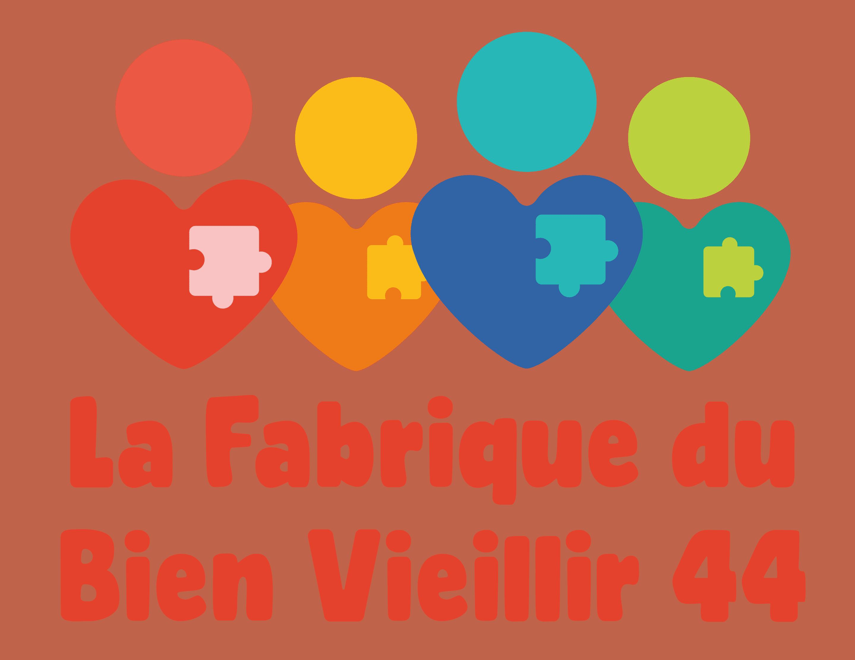 Logo de la Fabrique du Bien Vieillir 44