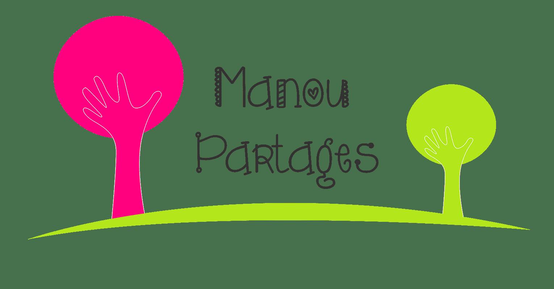 Logo Manou Partages
